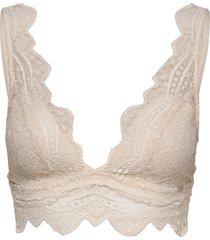 bra julia bralette lingerie bras & tops bralette and corset creme lindex