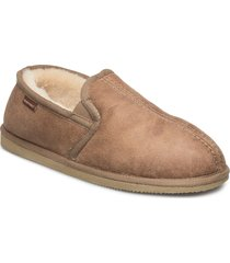 bosse slippers tofflor beige shepherd