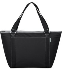 oniva by picnic time topanga black cooler tote bag
