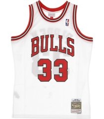 nba swingman jersey scottie pippen no33 basketball tank top