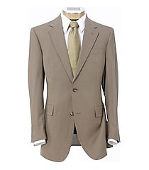 executive collection traditional fit men's suit by jos. a. bank