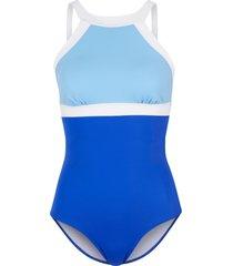 costume intero modellante sostenibile livello 1 (blu) - bpc selection