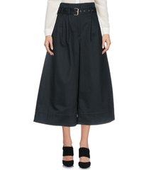 maison margiela 3/4-length shorts