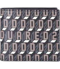 dsquared2 branded wallet