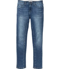 jeans elasticizzati morbidi slim fit straight (blu) - john baner jeanswear