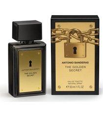 perfume antonio banderas the golden secret masculino eau de toilette 30ml