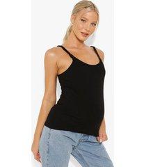 zwangerschap borstvoeding hemdjes (3 stuks), black