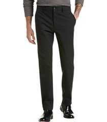 cole haan grand.øs black modern fit chinos