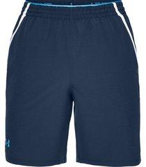 pantaloneta under armour qualifier wg perf 8 azul