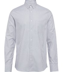 m. tim cotton shirt overhemd business blauw filippa k