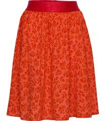 flower jam sagalina kjol orange mads nørgaard