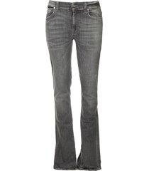 bootcut jeans soho grey