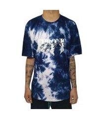 camiseta tie dye estampa chronic personalizada especial 2020 masculina