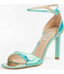 laminowane sandały model divine