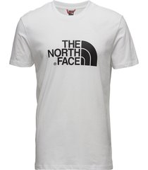 m s/s easy tee t-shirts short-sleeved vit the north face