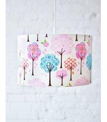lampa wisząca bajkowy las