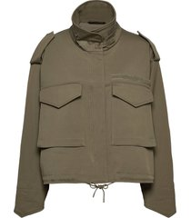amelia jacket outerwear jackets utility jackets grön allsaints