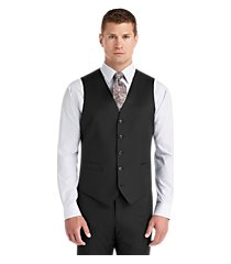 reserve collection tailored fit men's suit separate vest - big & tall by jos. a. bank