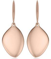 women's monica vinader engravable nura vermeil teardrop earrings