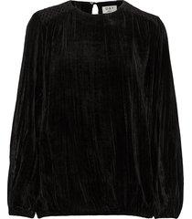day feeling blouse lange mouwen zwart day birger et mikkelsen