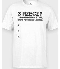 koszulka 3 rzeczy