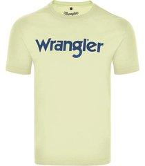 tshirt masculina wrangler urbano - wm8107 - kanui
