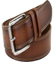 stacy adams men's dylan casual leather belt