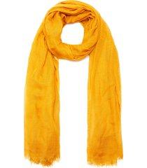 'tobia' frayed edge silk blend scarf