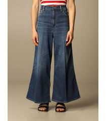 cycle jeans loose cycle jeans in washed denim