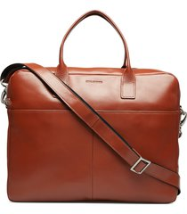 metropolis laptop bag computertas tas bruin royal republiq