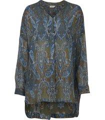 blus inghild blouse
