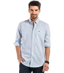 camisa checkered idaho amarillo ferouch