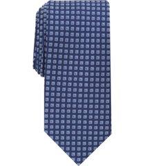club room men's classic neat tie, created for macy's