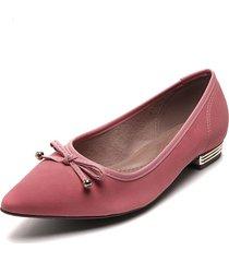 baleta rosa beira rio