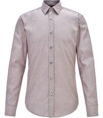 boss men's ronni slim-fit shirt
