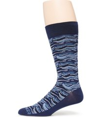 perry ellis men's wave socks