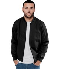 jaqueta bomber chess clothing black