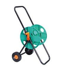 enrolador de mangueira até 45m kala com rodas