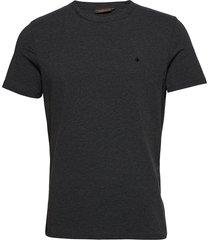 james tee t-shirts short-sleeved svart morris