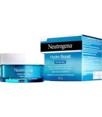 gel hidratante facial neutrogena hydro boost water gel 50g