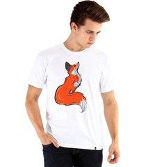 camiseta ouroboros fox pride masculina - masculino