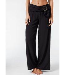 pantalone ampio lungo