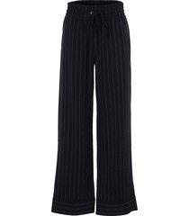heavy crepe trousers