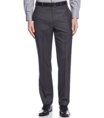calvin klein slim-fit dress pants