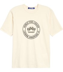 men's junya watanabe noble fine liquor graphic tee