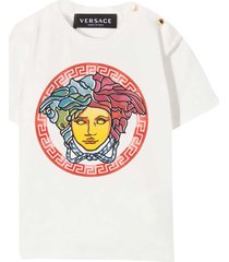 young versace white t-shirt