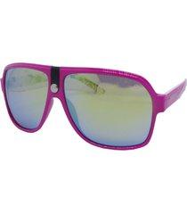 óculos de sol carrer color hardcore line pink