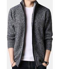 giacca invernale da uomo in morbida lana traspirante