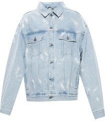 denby distressed denim jacket
