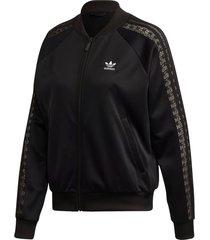 träningsjacka lace track jacket